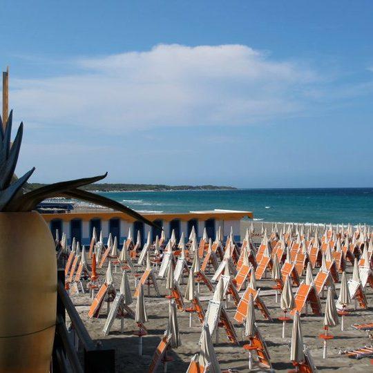 balnearea beach - lido balnearea