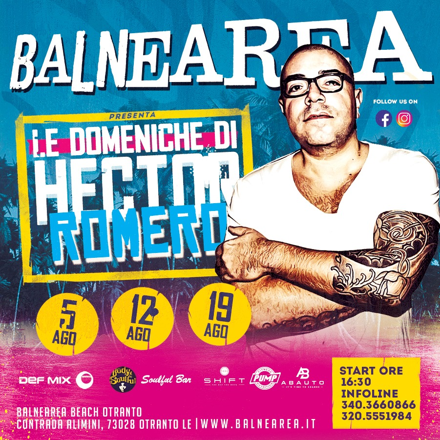 al balnearea estate in musica